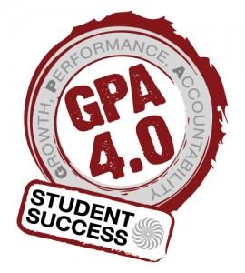 A high GPA lead to success in college and beyond